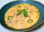 Spicy Thai Chicken Soup